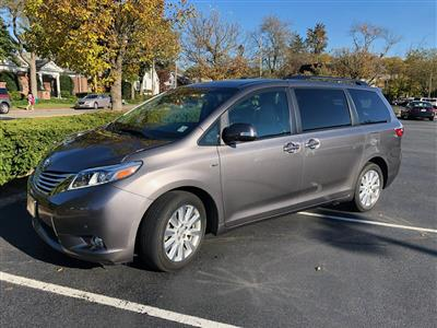 2017 Toyota Sienna lease in Cresskill,NJ - Swapalease.com