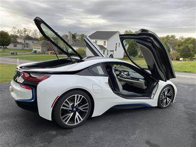 2015 BMW i8 lease in Hopewell Junction,NY - Swapalease.com