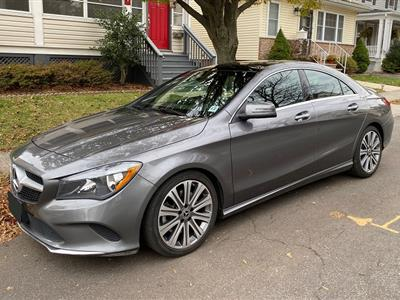 2018 Mercedes-Benz CLA Coupe lease in Millburn,NJ - Swapalease.com