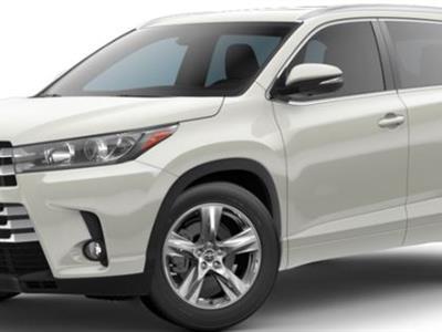 2018 Toyota Highlander lease in Rockaway,NJ - Swapalease.com