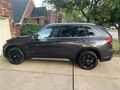 2018 BMW X5 lease in Houston,TX - Swapalease.com