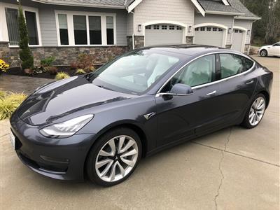 2019 Tesla Model 3 lease in Fall City,WA - Swapalease.com