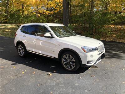 2017 BMW X3 lease in Cincinnati,OH - Swapalease.com