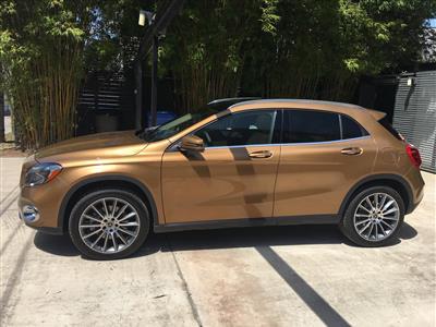 2018 Mercedes-Benz GLA SUV lease in Petersburg,FL - Swapalease.com
