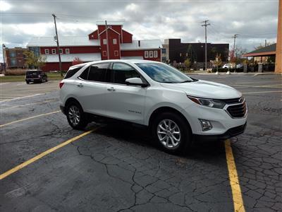 2019 Chevrolet Equinox lease in Fenton,MI - Swapalease.com