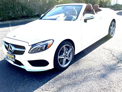 2018 Mercedes-Benz C-Class lease in Rumson,NJ - Swapalease.com