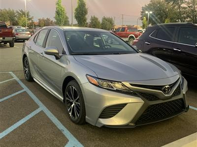 2019 Toyota Camry lease in Shelbyville,IN - Swapalease.com