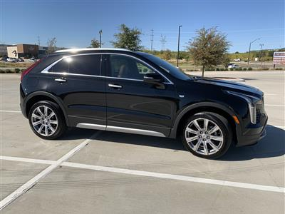 2019 Cadillac XT4 lease in The Colony,TX - Swapalease.com