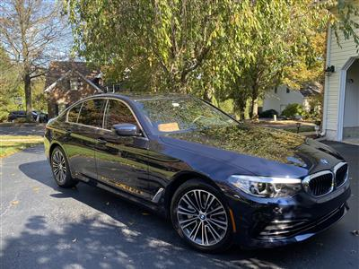 2019 BMW 5 Series lease in Medias,PA - Swapalease.com