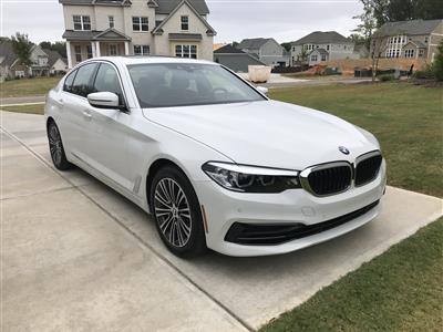 2019 BMW 5 Series lease in Cumming,GA - Swapalease.com