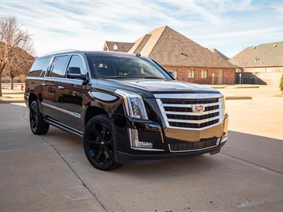 2018 Cadillac Escalade ESV lease in EDMOND,OK - Swapalease.com