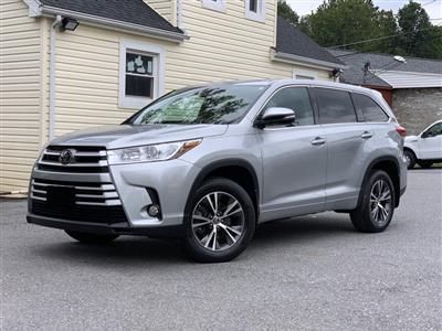 2017 Toyota Highlander lease in Belle Mead,NJ - Swapalease.com