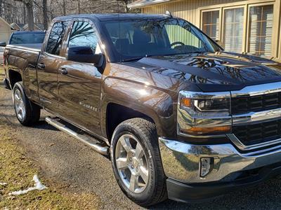 2018 Chevrolet Silverado 1500 lease in Farmington Hills,MI - Swapalease.com