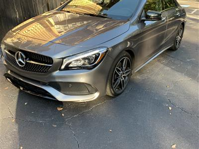 2018 Mercedes-Benz CLA Coupe lease in Atlanta,GA - Swapalease.com
