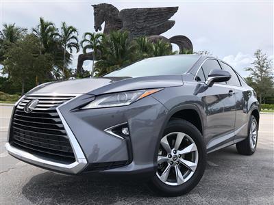 2018 Lexus RX 350 lease in Sunny Isles Beach,FL - Swapalease.com