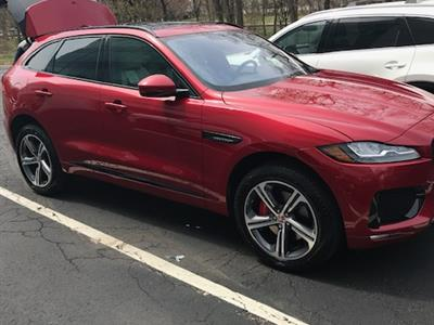 2019 Jaguar F-PACE lease in River Edge,NJ - Swapalease.com