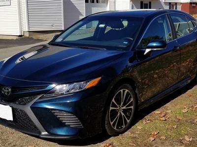 2018 Toyota Camry lease in North Berwick,ME - Swapalease.com