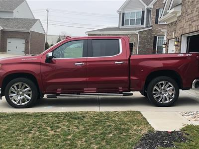 2019 Chevrolet Silverado 1500 lease in Liberty Township,OH - Swapalease.com