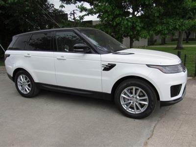 2018 Land Rover Range Rover Sport lease in burbank,CA - Swapalease.com