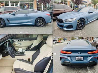 2019 BMW 8 Series lease in West NY,NJ - Swapalease.com