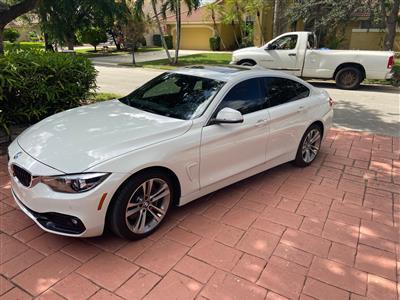 2019 BMW 4 Series lease in Parkland,FL - Swapalease.com