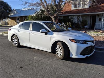 2019 Toyota Camry Hybrid lease in Las Vegas,NV - Swapalease.com