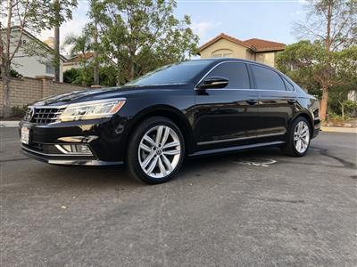 2018 Volkswagen Passat lease in San Diego,CA - Swapalease.com