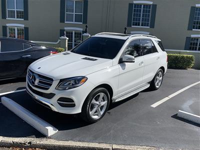 2018 Mercedes-Benz GLE-Class lease in Sarasota,FL - Swapalease.com