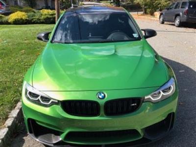 2018 BMW M3 lease in Raritan,NJ - Swapalease.com