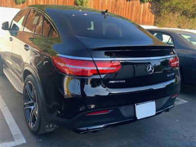 2018 Mercedes-Benz GLE-Class Coupe lease in Los Angeles,CA - Swapalease.com