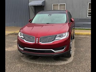 2018 Lincoln MKX lease in Frankenmuth,MI - Swapalease.com