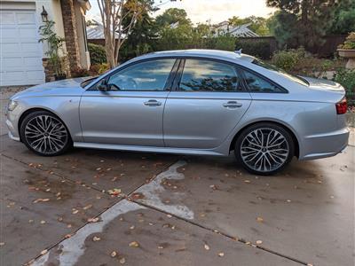 2018 Audi A6 lease in Encinitas,CA - Swapalease.com