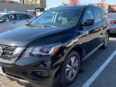 2017 Nissan Pathfinder lease in Boston,MA - Swapalease.com