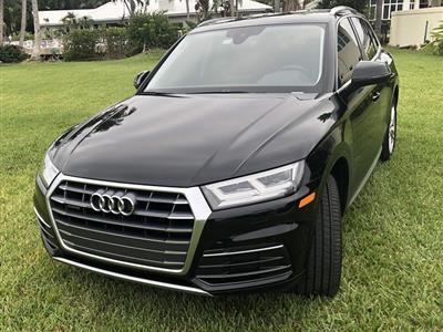 2018 Audi Q5 lease in Boca Raton,FL - Swapalease.com