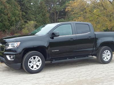 2019 Chevrolet Colorado lease in Jackson,WI - Swapalease.com