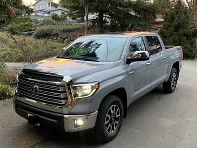 2019 Toyota Tundra lease in Seattle ,WA - Swapalease.com