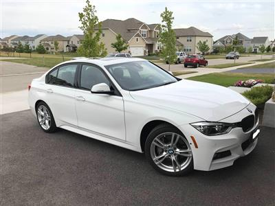 2017 BMW 3 Series lease in South Elgin,IL - Swapalease.com