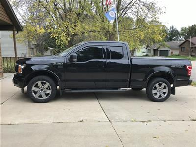 2018 Ford F-150 lease in Bryon,MN - Swapalease.com