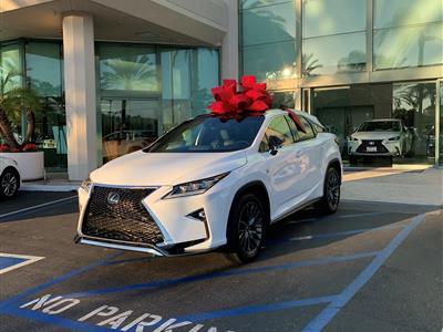 2019 Lexus RX 350 F Sport lease in Laguna Hills,CA - Swapalease.com