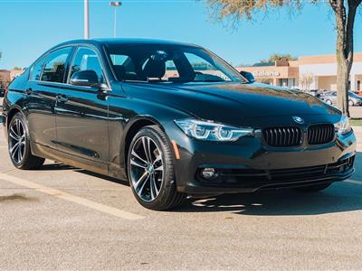 2018 BMW 3 Series lease in Lewisville,TX - Swapalease.com