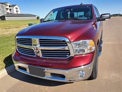 2018 Ram 1500 lease in Sioux Falls,SD - Swapalease.com
