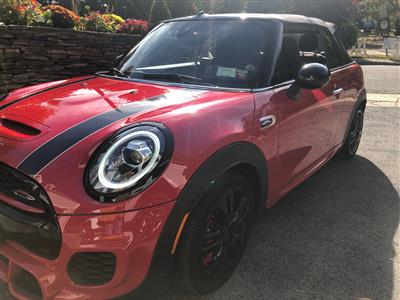 2019 MINI Convertible lease in Mamaroneck,NY - Swapalease.com