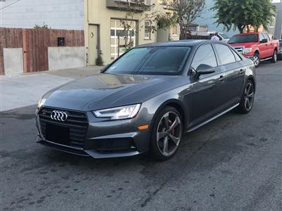2018 Audi S4 lease in San Francisco,CA - Swapalease.com
