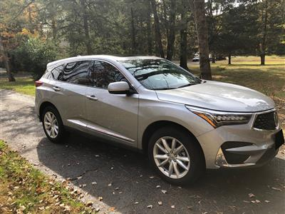 2019 Acura RDX lease in basking ridge,NJ - Swapalease.com
