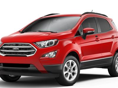 2018 Ford EcoSport lease in Rockaway Park,NY - Swapalease.com