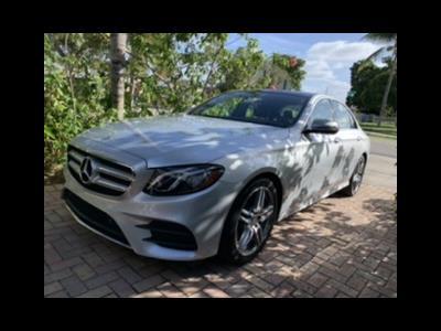 2017 Mercedes-Benz E-Class lease in Fort Lauderdale,FL - Swapalease.com