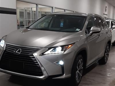 2018 Lexus RX 350L lease in Somerset,NJ - Swapalease.com