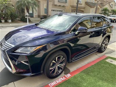 2018 Lexus RX 350L lease in Huntington Beach,CA - Swapalease.com