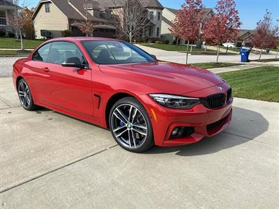 2019 BMW 4 Series lease in Ellisville,MO - Swapalease.com