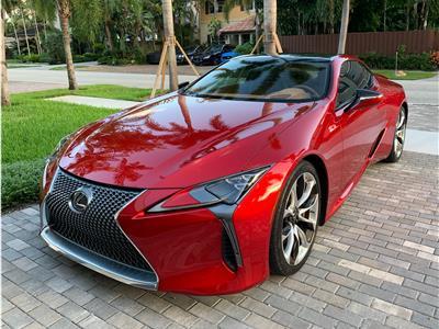 2018 Lexus LC lease in Scottsdale,AZ - Swapalease.com